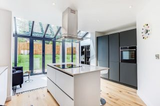 And a glimpse at the inside; bright open plan living spaces with stylish kitchens #windsorplace #congleton #newbuild #property #propertydevelopment