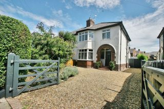 NEW LISTING - Stocks Lane, Boughton, Chester *Stunning family home***Popular location***Converted attic currently utilised as forth bedroom***Beautiful interiors***Bespoke finishes throughout***Parquet flooring to ground floor***Landscaped gardens with decking area***Garage* #property #chester #boughton #home #estateagent #realestate #forsale