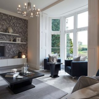 A peek at the stunning interiors at the wonderful Plas y Coed conversion by Watkin Jones. Now available to view #Bangor #northwales #property #newbuild #conversion #interiordesign #interiors